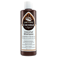 Argan Oil Coconut Shampoo