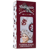 Florida State University Collegiate Shower Cap