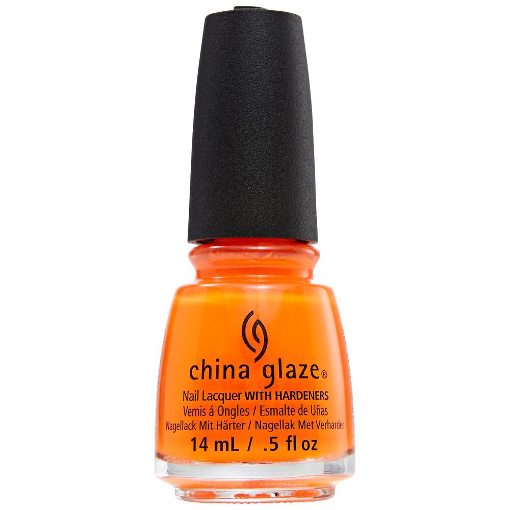 China Glaze Neon Nail Lacquer