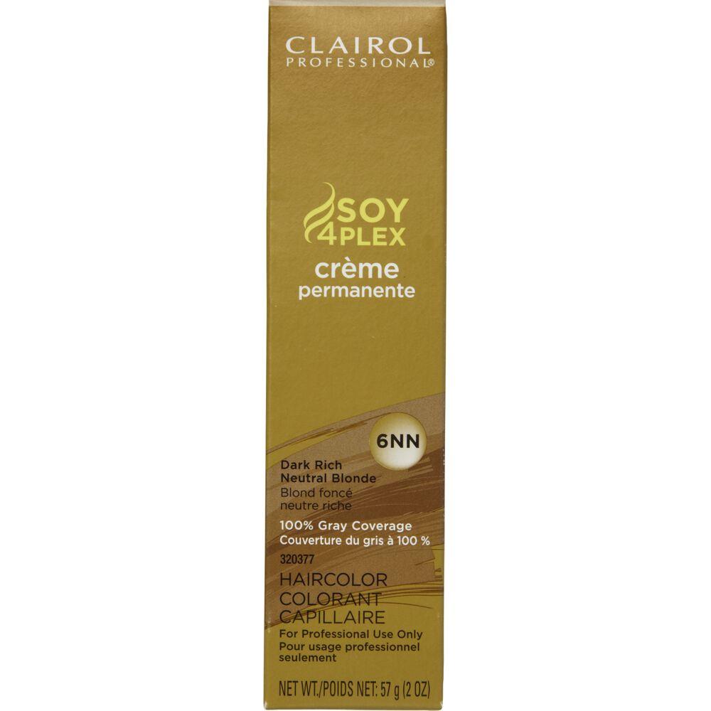 Clairol Professional Creme Permanent Hair Colors Permanent Hair
