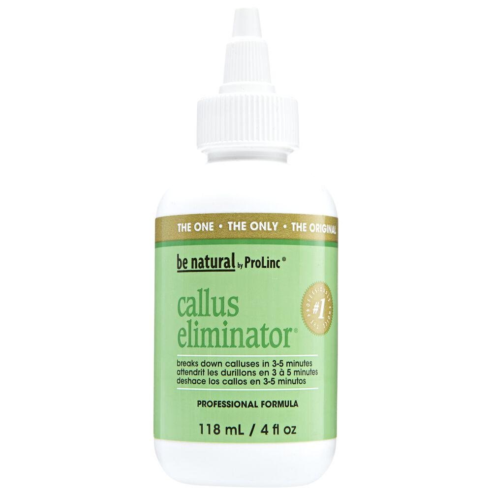 be natural callus eliminator