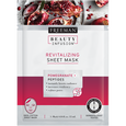 Revitalizing Sheet Mask with Pomegranate & Peptides