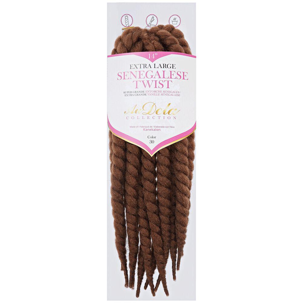 Audela Senegalese Twist X Large Braiding Hair 30