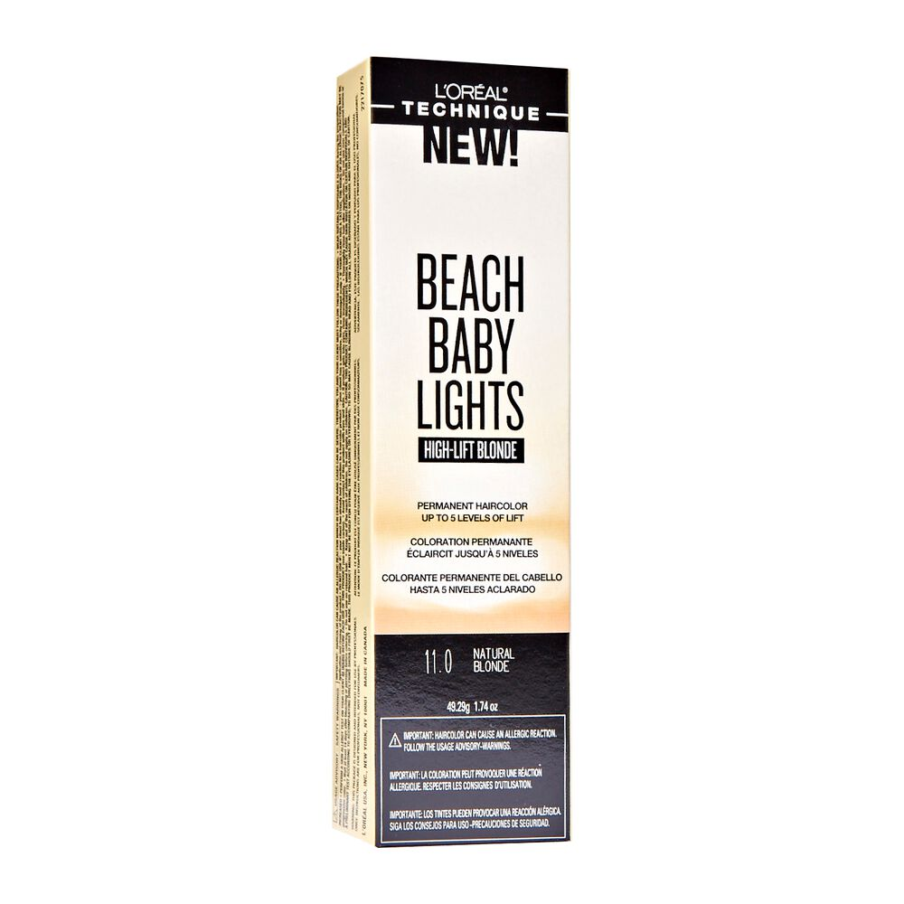 L Oreal Technique Beach Baby Lights High Lift Natural Blonde