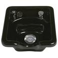 Beta Acrylic Shampoo Bowl 2800 Black