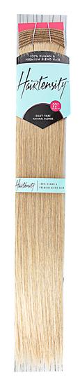 22 Inch Human & Premium Blend Hair