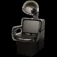 611.2.D Bravo Dryer Chair Black with K500 Dryer