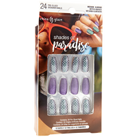 Shades of Paradise Nail Tips Mermaid