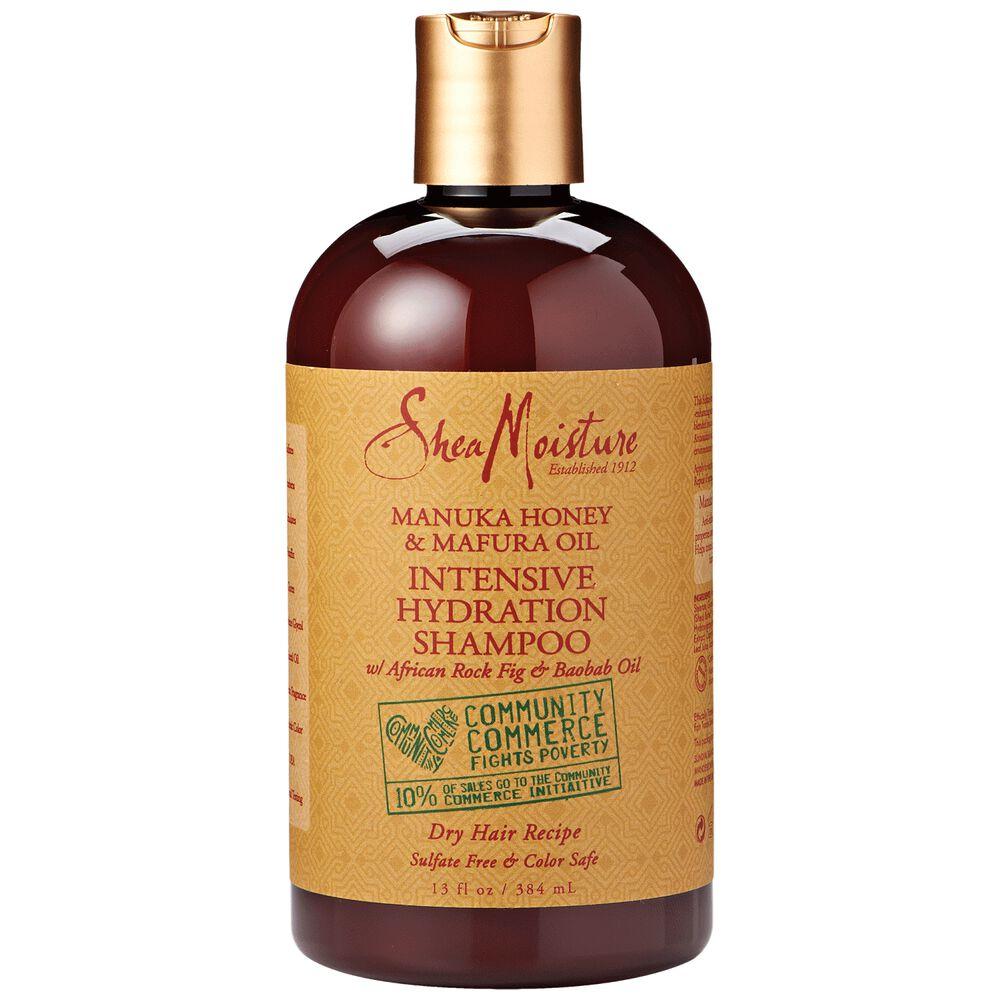 Intensive Hydration Shampoo By Sheamoisture Textured Hair Sally