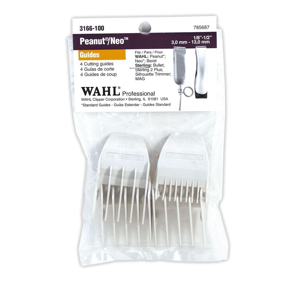Peanut Attachment Clipper Guides By Wahl Hair Clipper Accessories