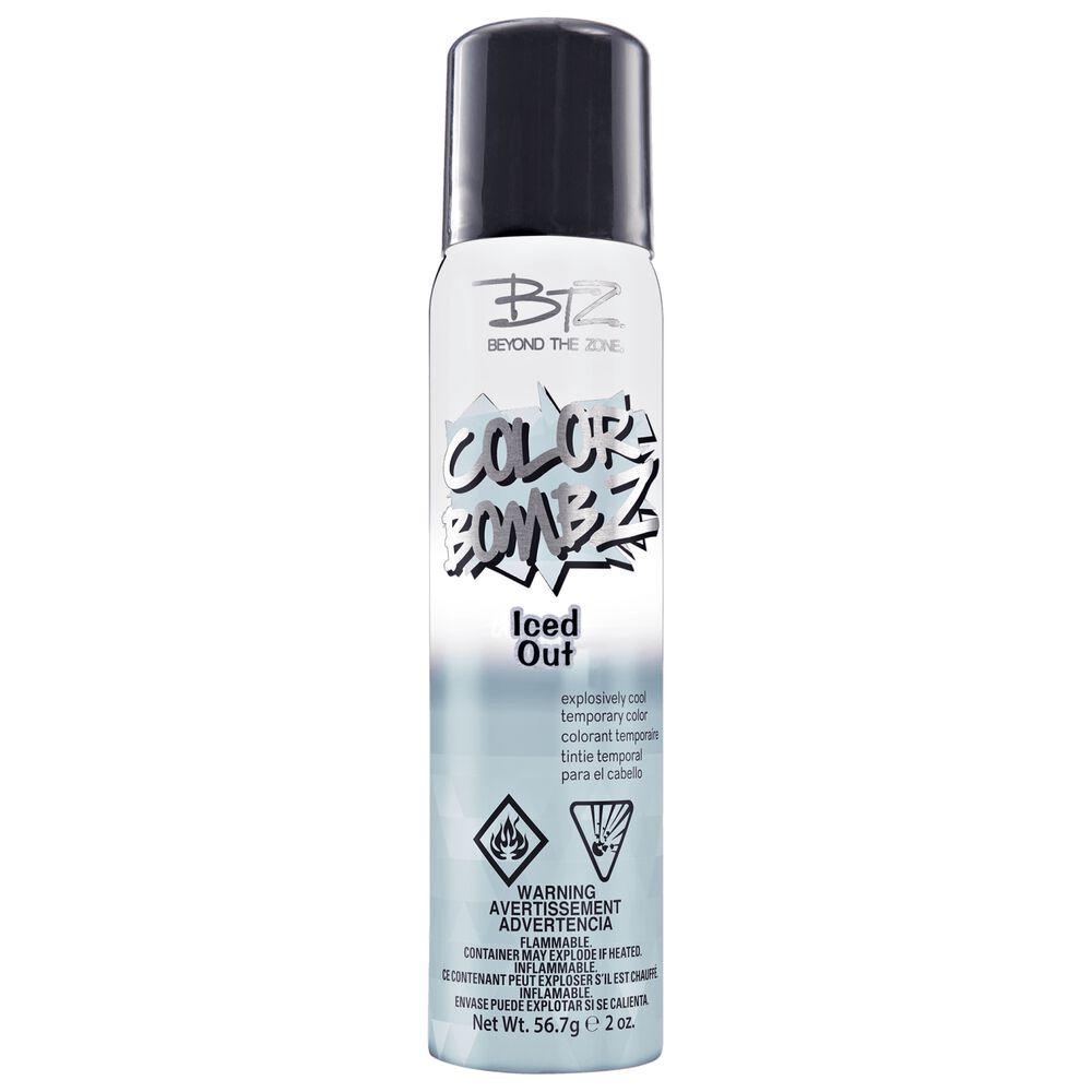 Color Z Iced Out Temporary Hair Spray