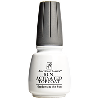 Sun Activated Top Coat