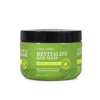 Revitalize Hair Mask with Macadamia Oil