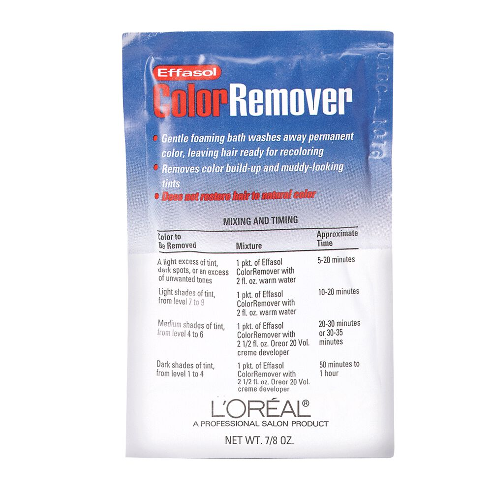 L Oreal Technique Effasol Color Remover
