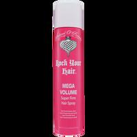 Mega Volume Super Firm Hair Spray
