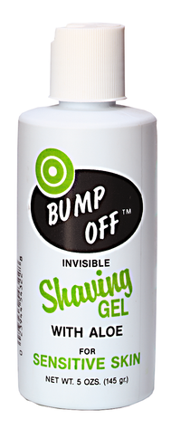 Invisible Shaving Gel