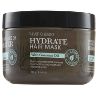 Hydrate Hair Mask with Coconut Oil