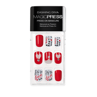 Magic Press On Nails Love Shack