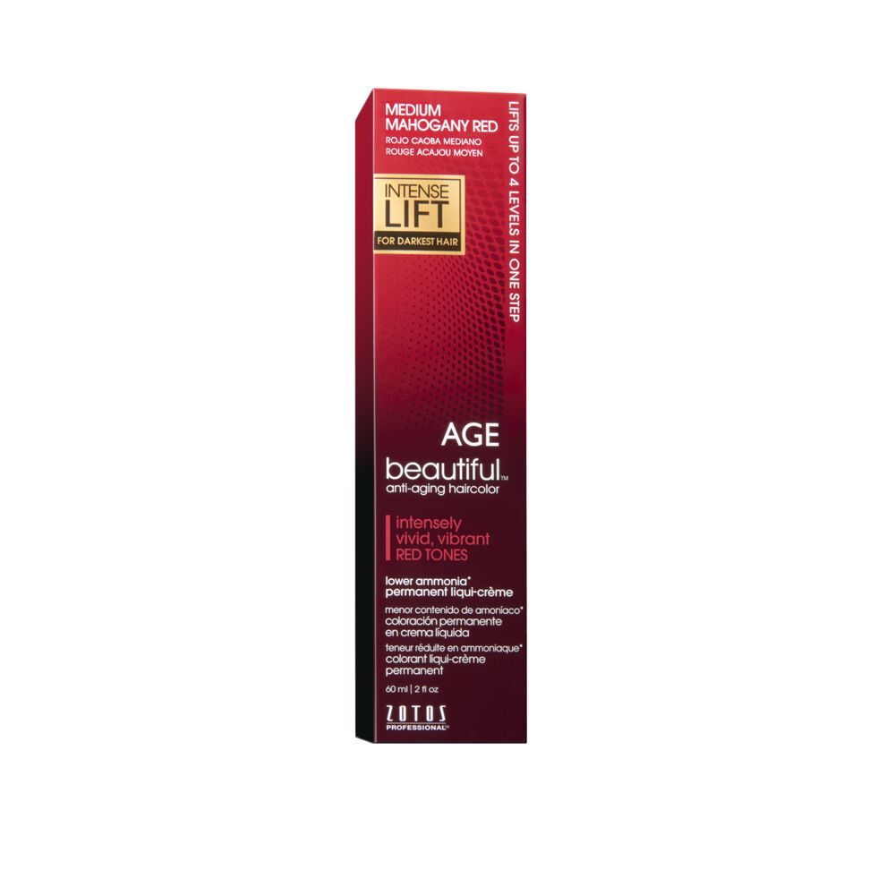 Intense Lift Permanent Liqui Creme Hair Color Medium Mahogany Red