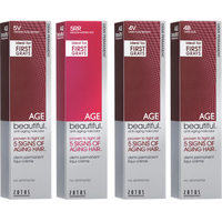 Anti Aging Demi Permanent Liqui Creme Shades of Intrigue Haircolor