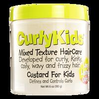Custard for Curls