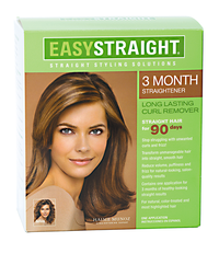 Three Month Straightener