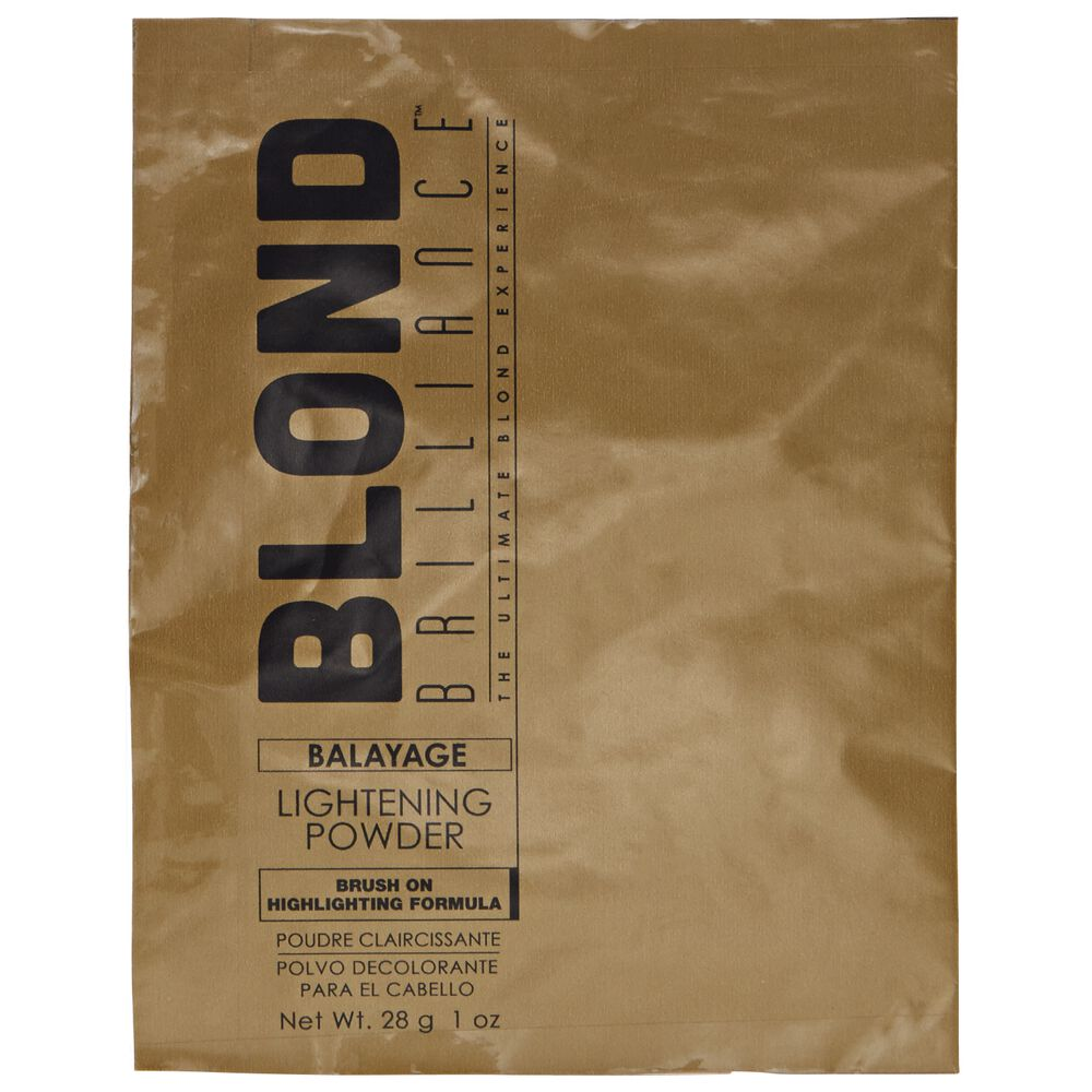 Blond Brilliance Balayage Lightening Powder