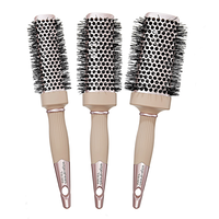 3 in 1 Square Thermal Round Brush