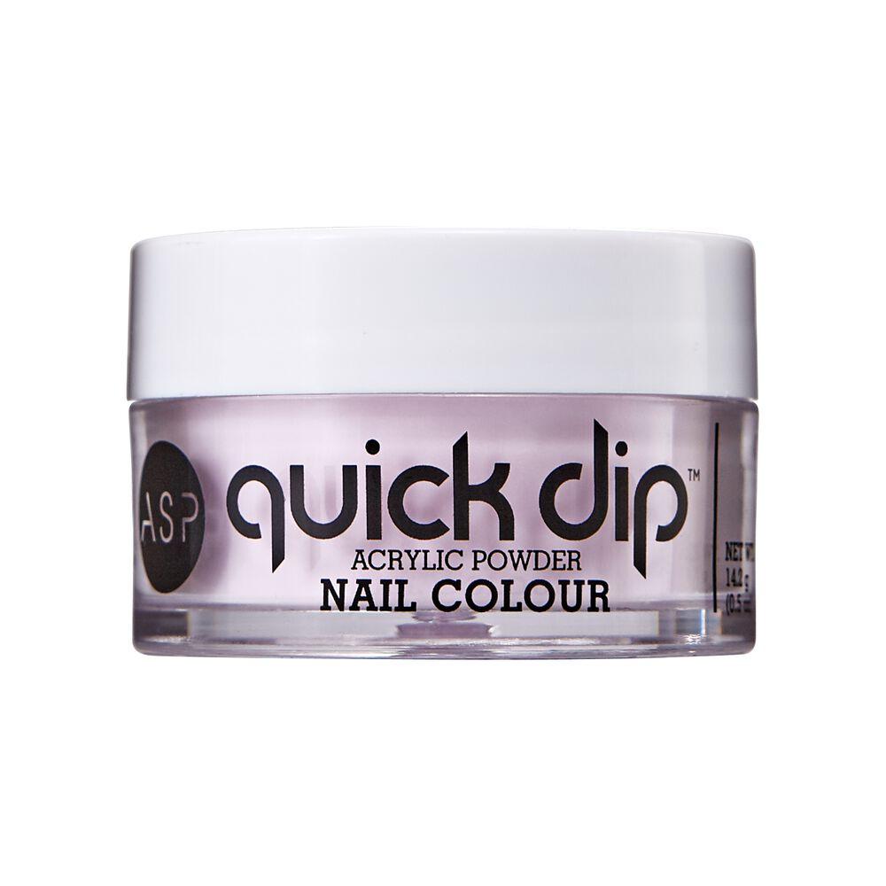 Nail Dip Powder Nyc: ASP Quick Dip Powders