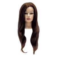 Elite Manikin with Non-Layered Human Hair