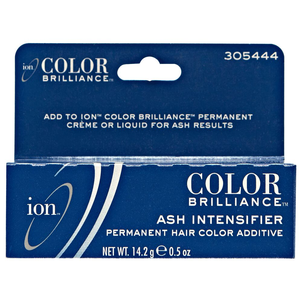 Ion Color Brilliance Ash Intensifier