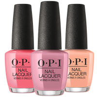 Peru Collection Trio Nail Lacquer