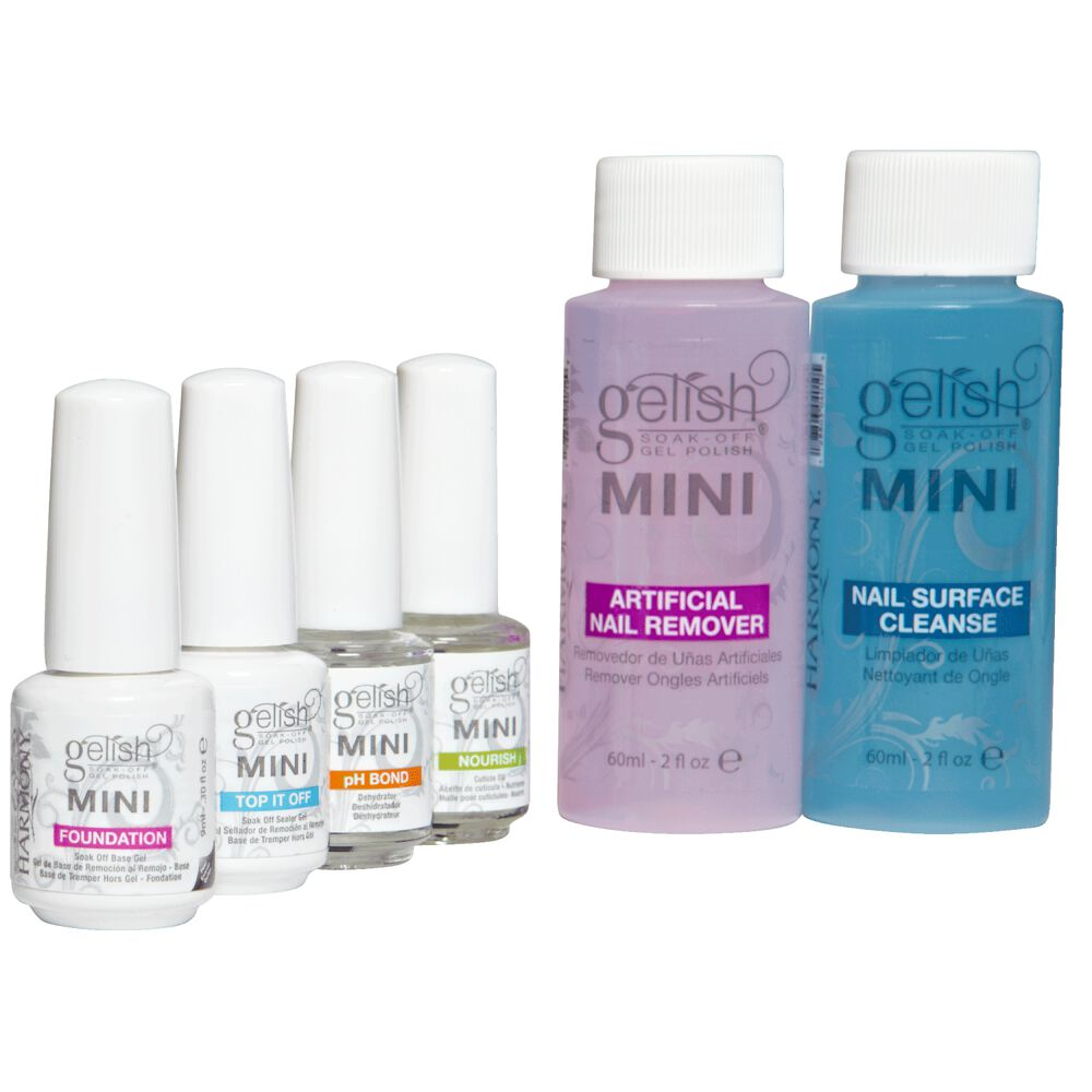 Gelish At Home Kit