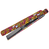 Ceramic Multi Colored Animal Flat Iron
