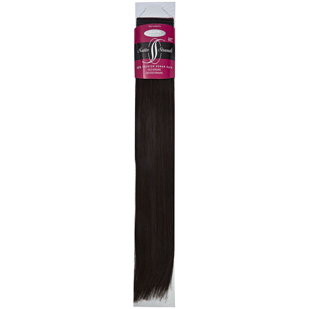 Satin Strands Premium Human Hair Extensions 22 Inchh