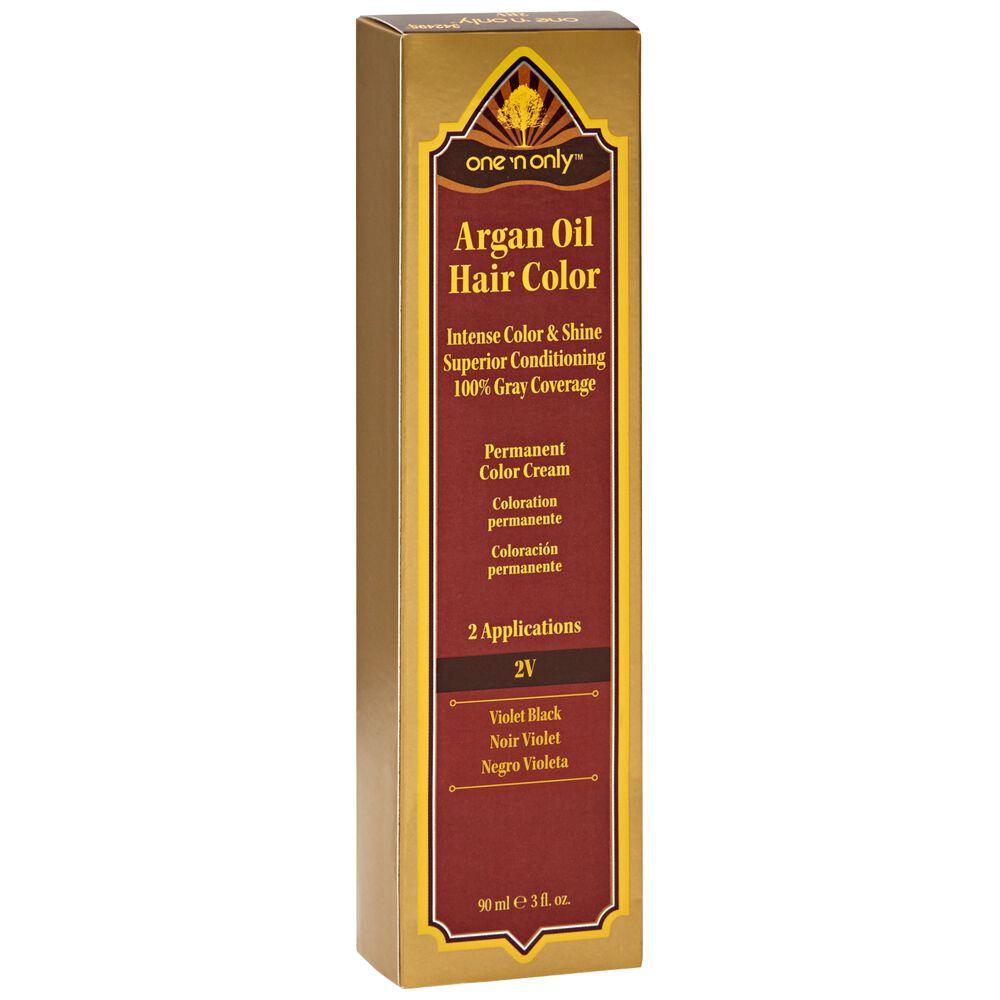 Argan Oil Hair Color Natural Hair