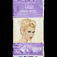 Eyebrow Wax Travel Kit