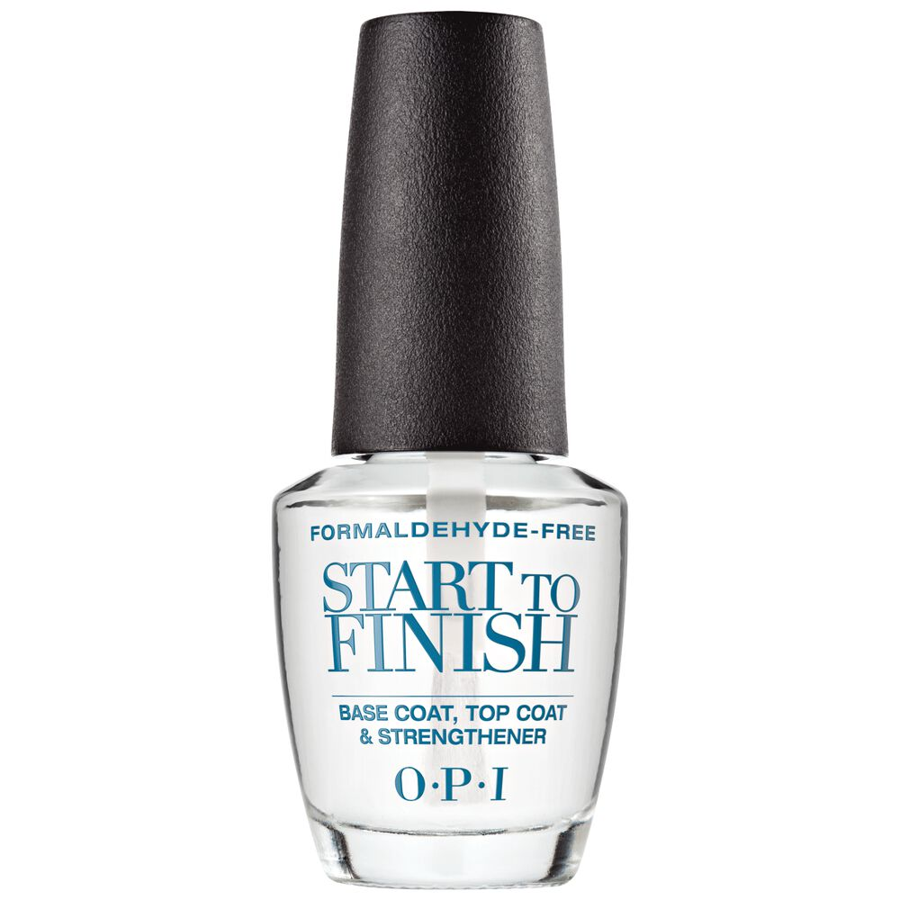 OPI Formaldehyde Free Start to Finish