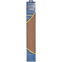 """18"""" Ultra-Seamless Clip-in Hair Extensions Chestnut"""