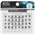 Individual Trios Medium Black Lashes