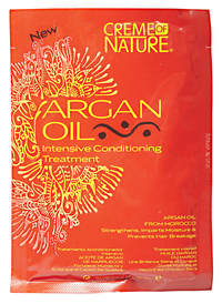 Argan Oil Intensive Conditioning Treatment Packette