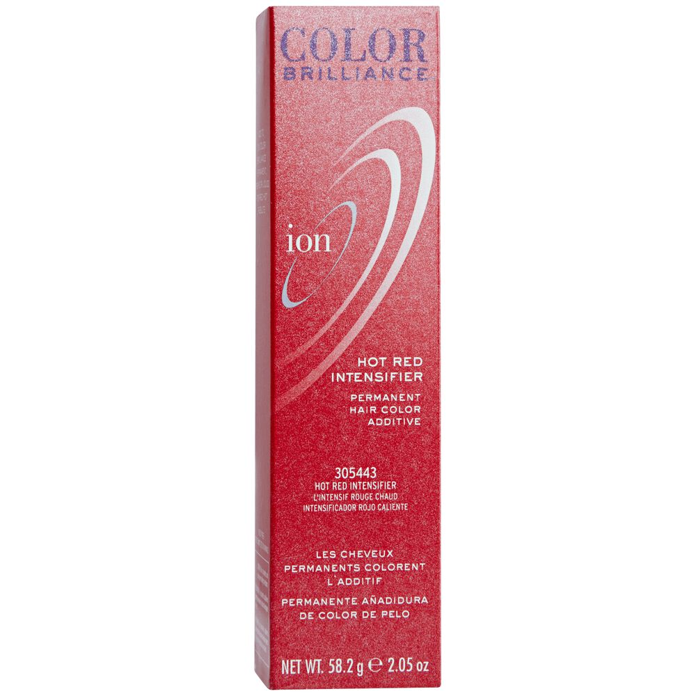 Ion Hot Red Intensifier Permanent Color Additive 205 Oz