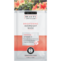 Brightening Hibiscus & Vitamin C Overnight Mask Sachet