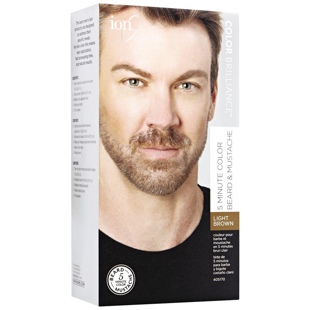 Ion Color Brilliance Mens 5 Minute Beard Mustache Color