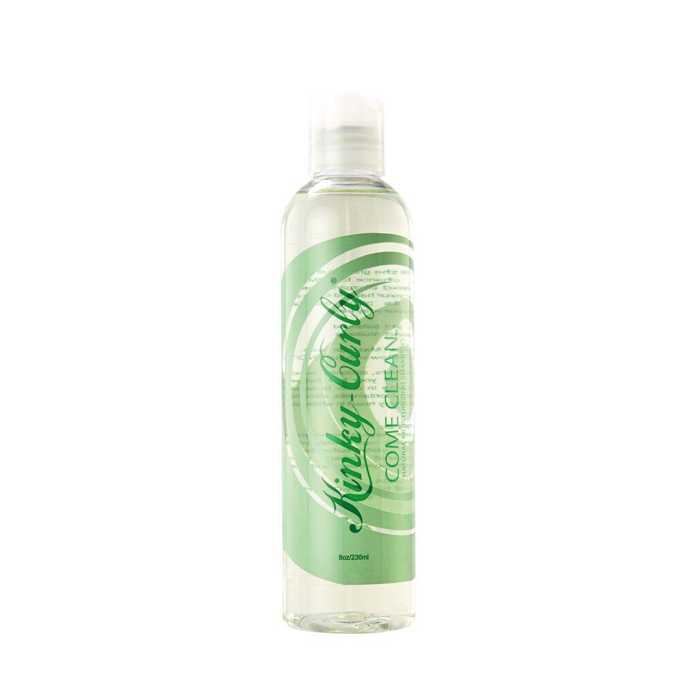 kinky curly come clean shampoo textured hair sally beauty