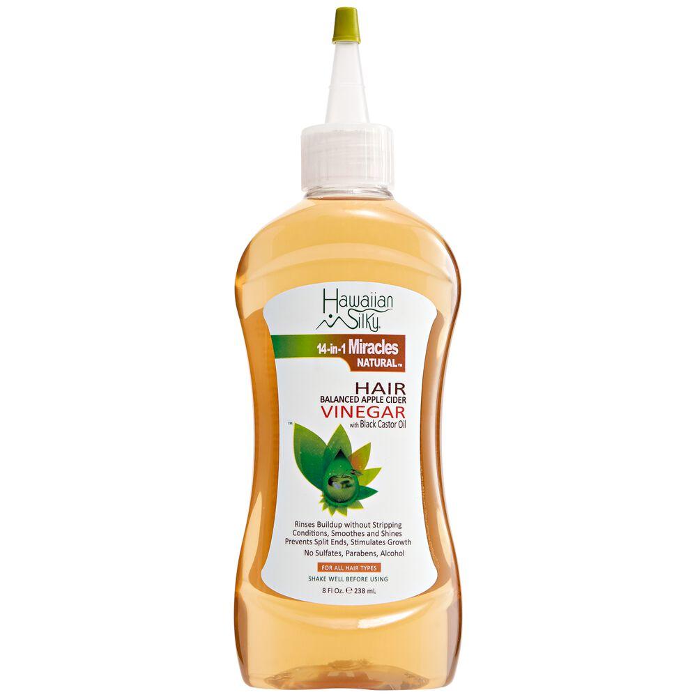 Clarifying Natural Hair With Vinegar