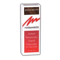 Medium Brown Temporary Liquid Hair Color