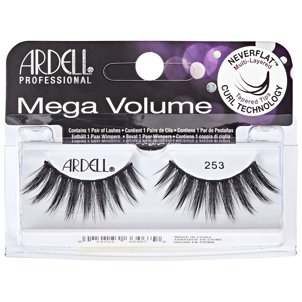 Mega Volume 253 Lashes