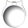 Chrome Travel Shave Mirror (1X/ 3X)