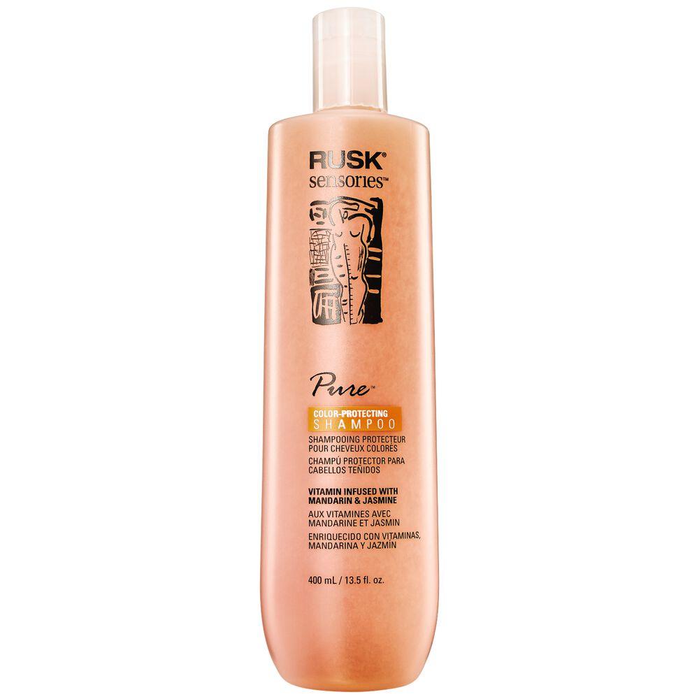Sensories Pure Mandarin Jasmine Vibrant Color Shampoo By Rusk